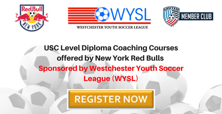 Westchester Youth Soccer League Home
