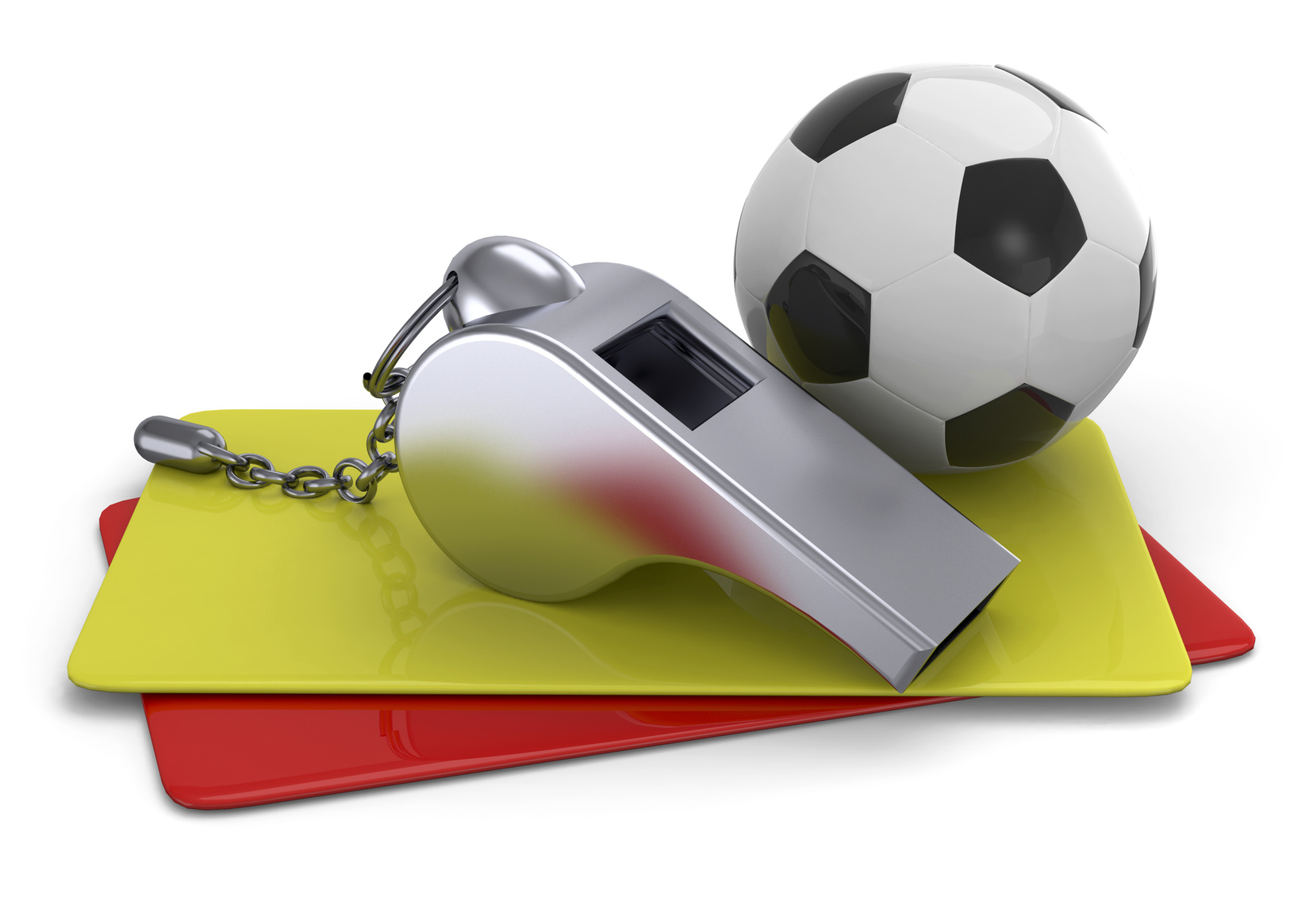Becoming A Ussf Certified Soccer Referee Westchester Youth Soccer